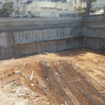 יהודה הימית חפירה ודיפון בשטח