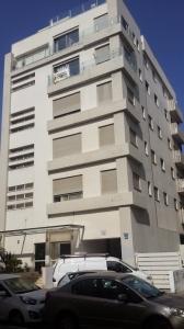 בניין אחד העם -אוכלס